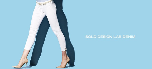 SOLD Design Lab Denim at MYHABIT