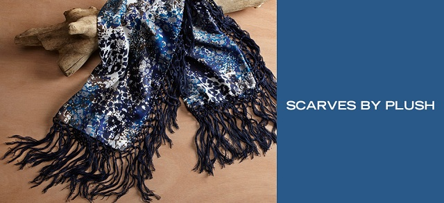 Scarves by Plush at MYHABIT
