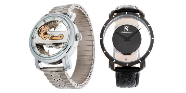 Steinhausen affordably luxurious watches