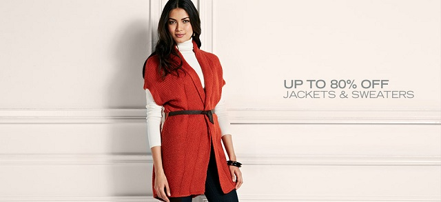 Up to 80% Off: Jackets & Sweaters at MYHABIT