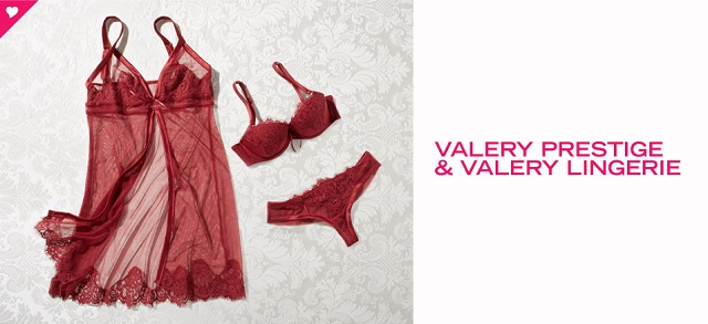 Valery Prestige & Valery Lingerie at MYHABIT