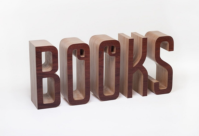 Wooden Typographic Bookshelf_2