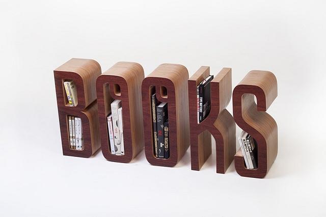 Wooden Typographic Bookshelf_3