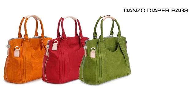 danzo Diaper Bags at MYHABIT