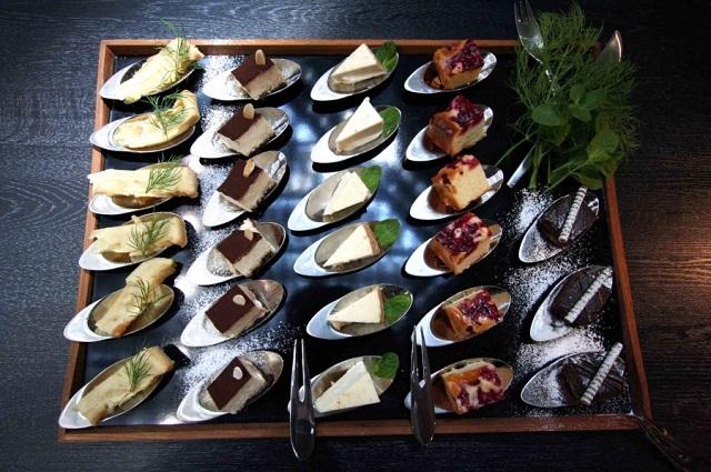 Appetize Dessert Set by Gense_6