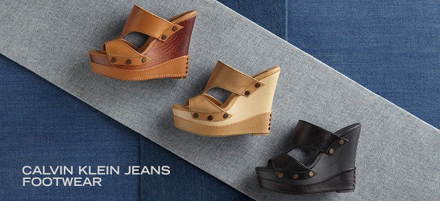 Calvin Klein Jeans Women's Footwear at MYHABIT