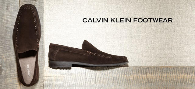 Calvin Klein Men's Footwear at MYHABIT