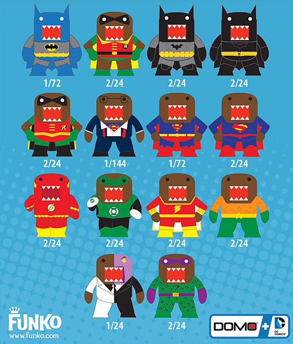 DOMO + DC Comics Blind Box Vinyl Figures_6