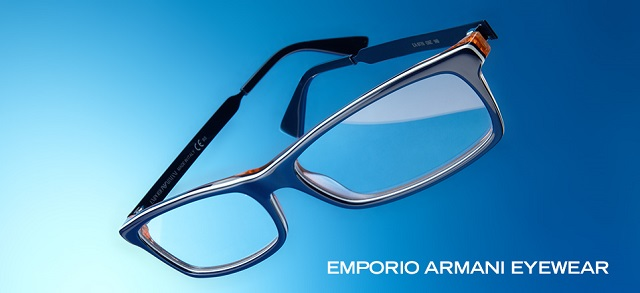 Emporio Armani Eyewear at MYHABIT