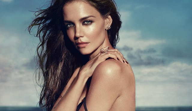 H. Stern Iris Collection Campaign by Katie Holmes_2