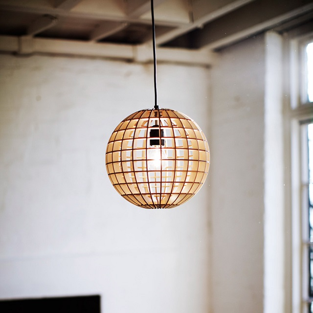 Hemmesphere Lamp by Massow Design