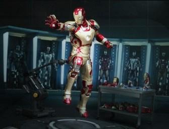 Iron Man 3  – Power Pose Mark XLII