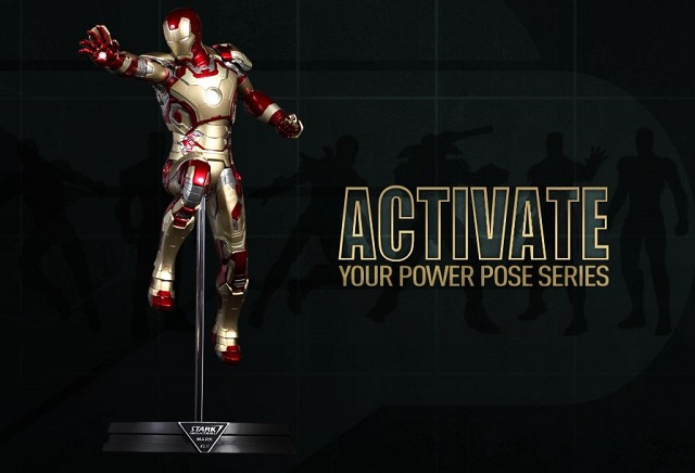 Iron Man 3  - Power Pose Mark XLII_4