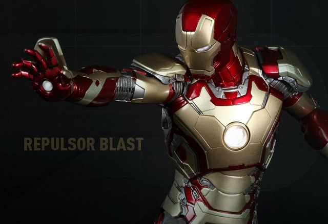Iron Man 3  - Power Pose Mark XLII_5