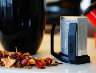 KLiP All-in-One Tea Brewer