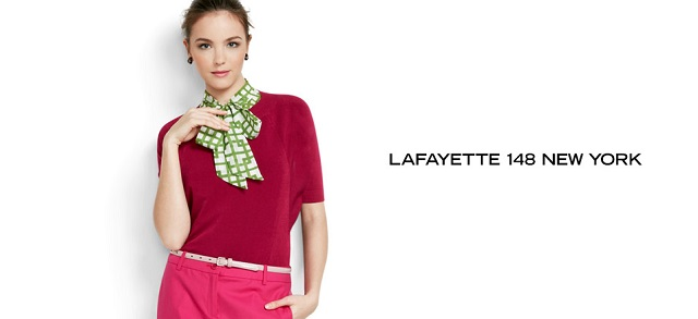 Lafayette 148 New York at MYHABIT