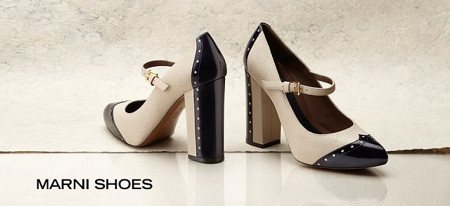 MARNI Shoes at MYHABIT