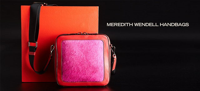 Meredith Wendell Handbags at MYHABIT