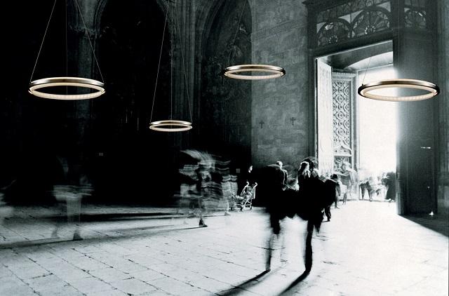 Nimba LED Suspension Light by Santa & Cole_2