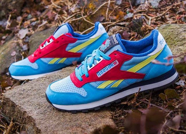 Packer Shoes x Reebok Classic Leather Vintage