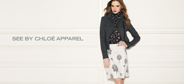 See by Chloé Apparel at MYHABIT
