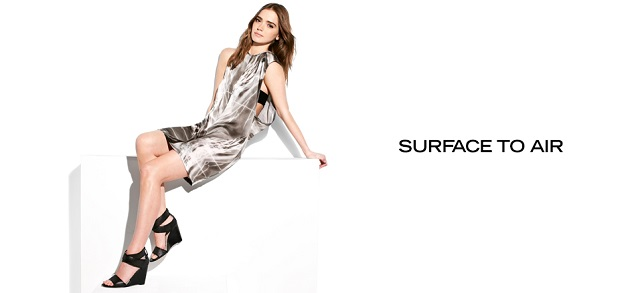 Surface to Air Women's Apparel at MYHABIT