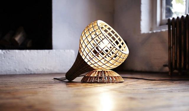 Teardrop Lamp by Massow Design_1