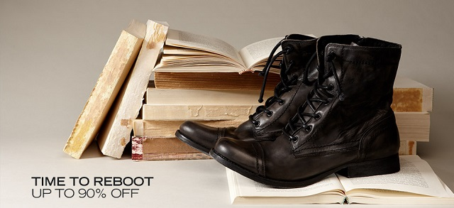 ime to Reboot: Up to 90% Off at MYHABIT