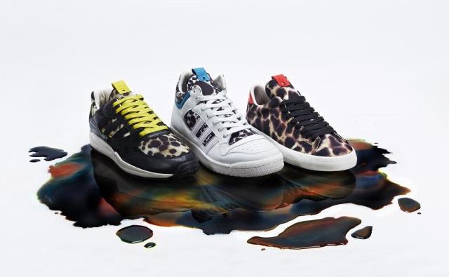adidas Consortium Water Color Animal Print Pack