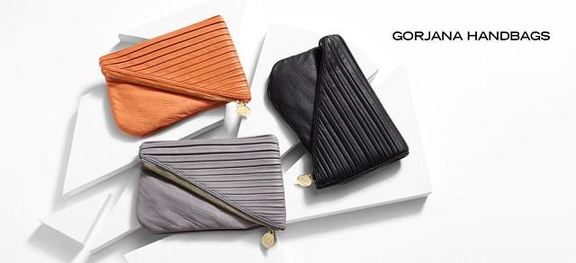 gorjana Handbags at MYHABIT