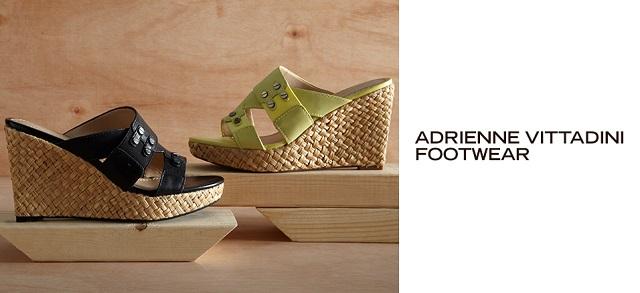 Adrienne Vittadini Footwear at MYHABIT