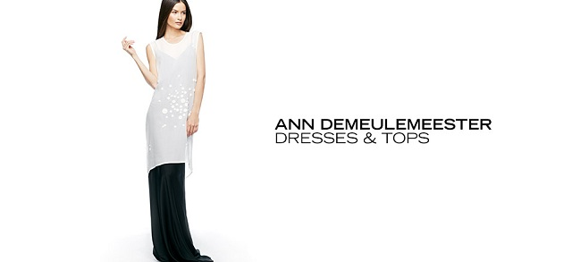Ann Demeulemeester Dresses & Tops at MYHABIT