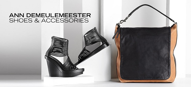 Ann Demeulemeester Shoes & Accessories at MYHABIT