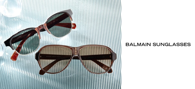 Balmain Sunglasses at MYHABIT
