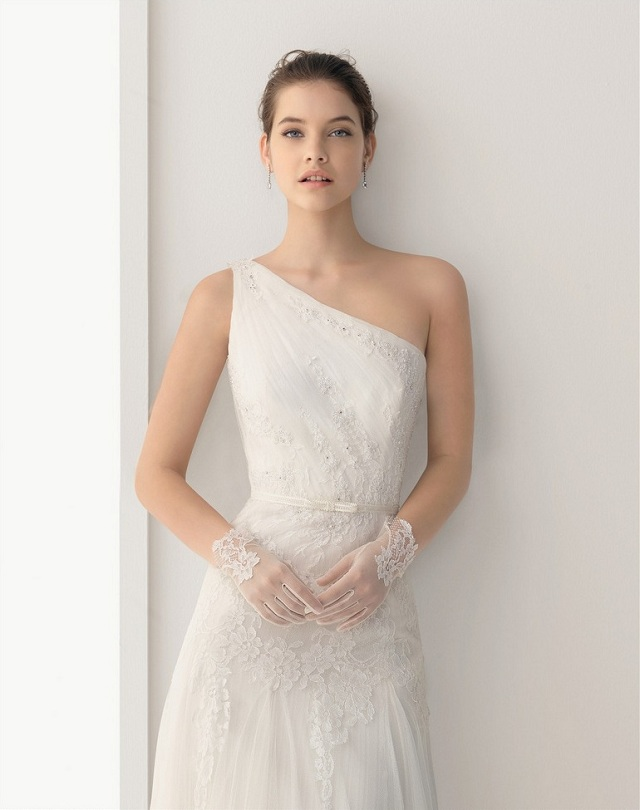 Barbara Palvin for Rosa Clara  Bridal Collection 2014_2