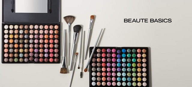 Beaute Basics at MYHABIT