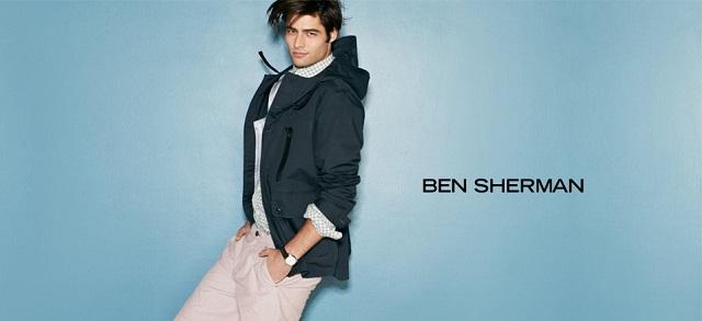 Ben Sherman at MYHABIT