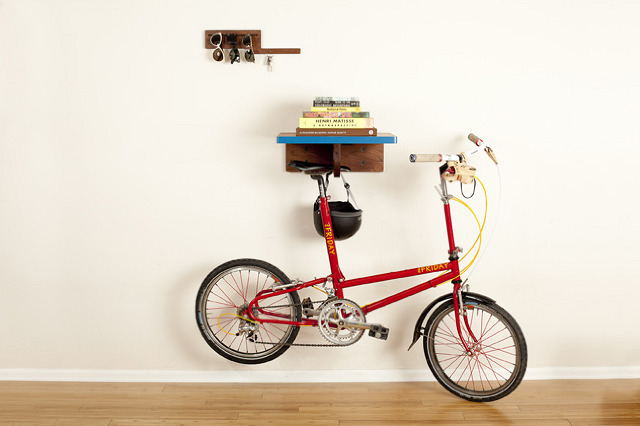 Board by Design Bike All Bike Shelf