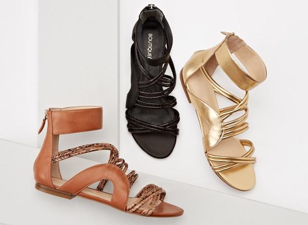 Boutique 9 Women's Banquo Flat Sandal