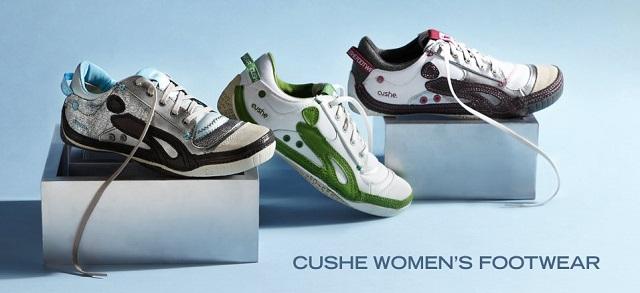 Cushe Women's Footwear at MYHABIT