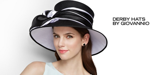 Derby Hats by Giovannio at MYHABIT