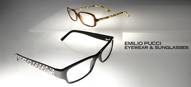 Emilio Pucci Eyewear & Sunglasses at MYHABIT