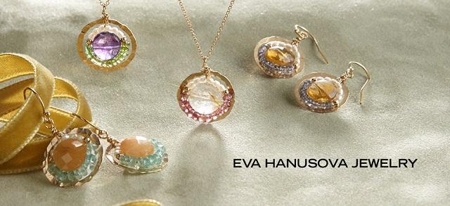 Eva Hanusova Jewelry at MYHABIT