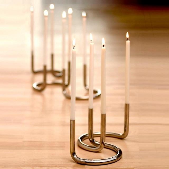 Gemini Candleholder by ARCHITECTMADE_1
