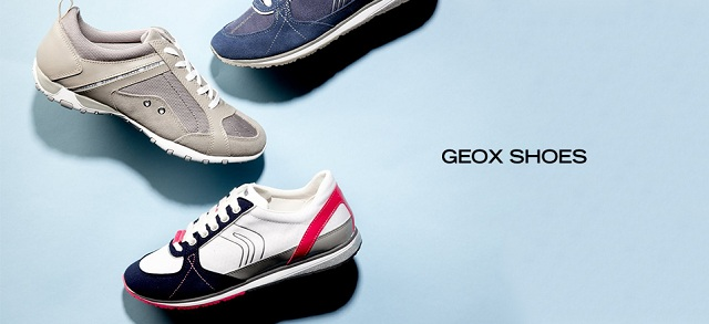 Geox Shoes at MYHABIT