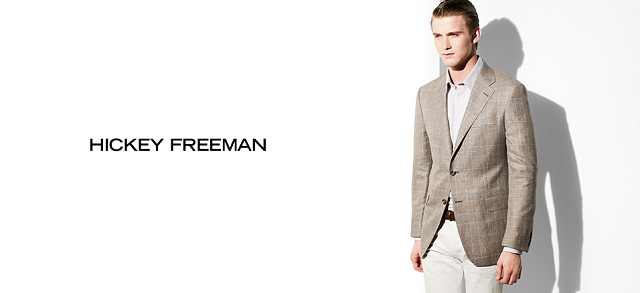 Hickey Freeman at MYHABIT
