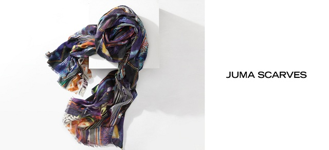 JUMA Scarves at MYHABIT