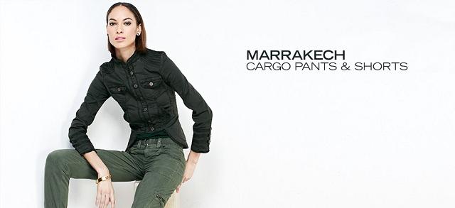 Marrakech Cargo Pants & Shorts at MYHABIT