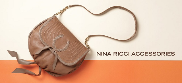 NINA RICCI Accessories at MYHABIT