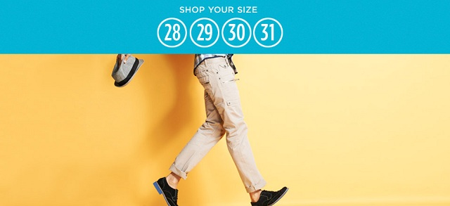 Pants & Shorts 28-31 at MYHABIT